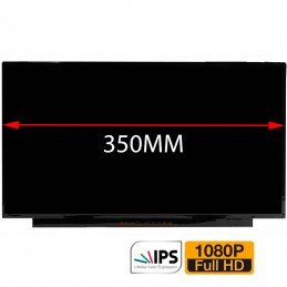 ECRÃ LCD - ASUS S530, S530F, S530FA, S530FN, S530U, S530UA, S530UF, S530UN – 350MM - 2