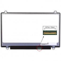 """ECRÃ LCD 14.0"""" LED SLIM - B140RW02, B140XTN02.0, B140XTN02.3, CLAA140WB01 , LP140WH2, LTN140AT06, N140B6-L06, N140BGE-L31 - 1"""