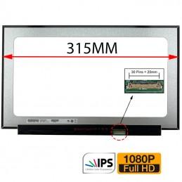 """ECRÃ LCD 14.0"""" SLIM 315MM - B140HAN03.0, B140HAN04.0, NE140FHM-N61 V8.0, NT140FHM N44, N140BGA-EA4 REV.C2, N140HCA-EAC C2 - 1"""