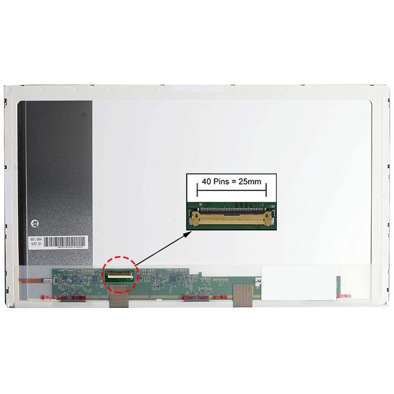 ECRÃ LCD - TOSHIBA SATELLITE C670, C670D, L670, L670D SERIES - 1