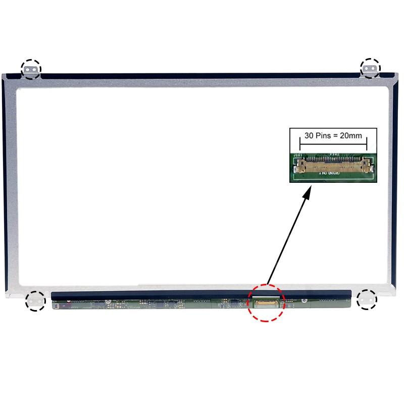 ECRÃ LCD – ACER ASPIRE E5-531, E5-531G, E5-532, E5-532G