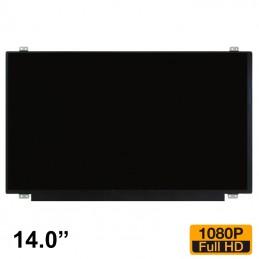 """ECRÃ LCD 14.0"""" - B140HTB01.0, B140HTN01.0, B140HTN01.1, HB140FH1-301, HB140FH1-401, NT140FHM-N41, N140HGE-EA1, N140HGE-EAA - 2"""