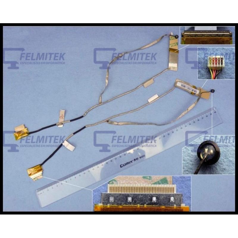 CABO FLAT CABLE ECRÃ LCD - ASUS X53SJ, X53SJ-SX127V, X53SJ-SX134V, X53SJ-SX308V, X53SK, X53SK-SX015V, X53SK-SX028V SERIES - 1