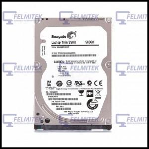 "DISCO RÍGIDO HDD SEAGATE 2,5"" 500GB 5400 RPM - 1"