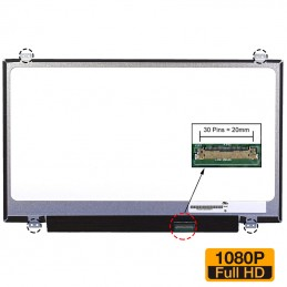 ECRÃ LCD - HP 255 G7