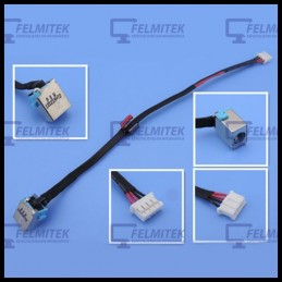 CONECTOR CARGA | DC POWER JACK GATEWAY NV50A, NV51B, NV51M, NV55C SERIES - 1