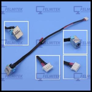 CONECTOR CARGA | DC POWER JACK GATEWAY NV50A, NV51B, NV51M, NV55C SERIES - 1
