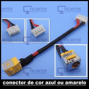 CONECTOR CARGA   DC POWER JACK ACER EXTENSA 4320, 5120, 5230, 5430, 5610, 5620, 5630, 5630Z, 7620, 7620Z SERIES - 1