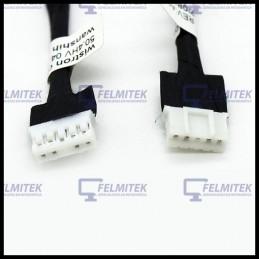 CONECTOR CARGA | DC POWER JACK GATEWAY NV73A, NV73A02U, NV73A03U, NV73A04U, NV73A06U, NV79C, NV79C33U, NV79C34U, NV79C35U SERIES
