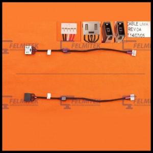 CONECTOR CARGA | DC POWER JACK LENOVO Z51-70, Z70-80 SERIES - 1