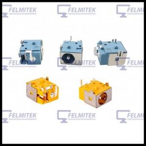 CONECTOR CARGA | DC POWER JACK ACER ASPIRE ONE D150, ZG5, | ASPIRE 3680, AS3680 SERIES - 1