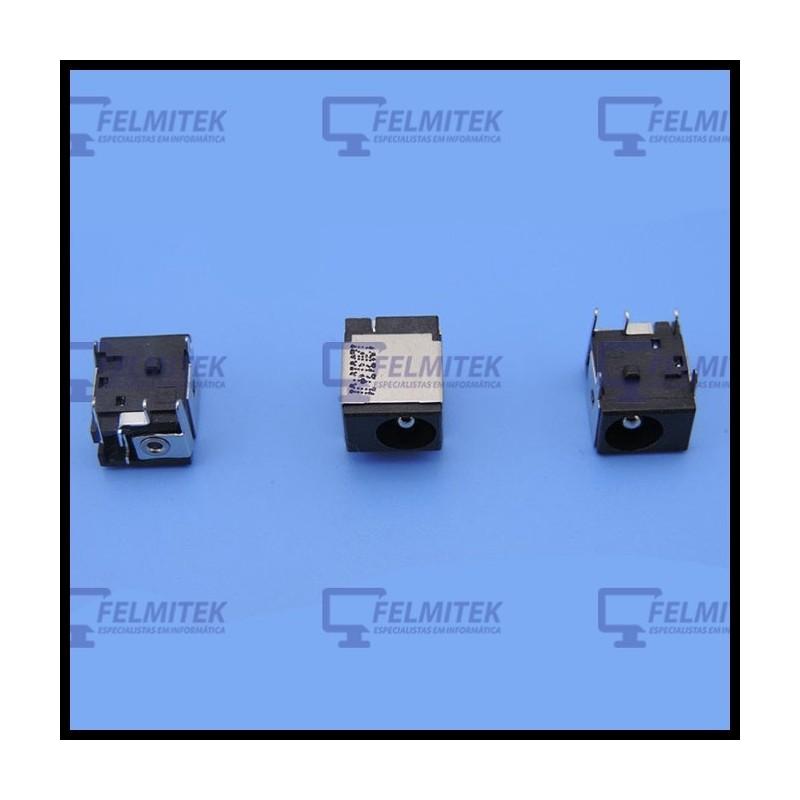 CONECTOR CARGA | DC POWER JACK ASUS A4, A4L, A5, A5E, A6, A6K SERIES - 1