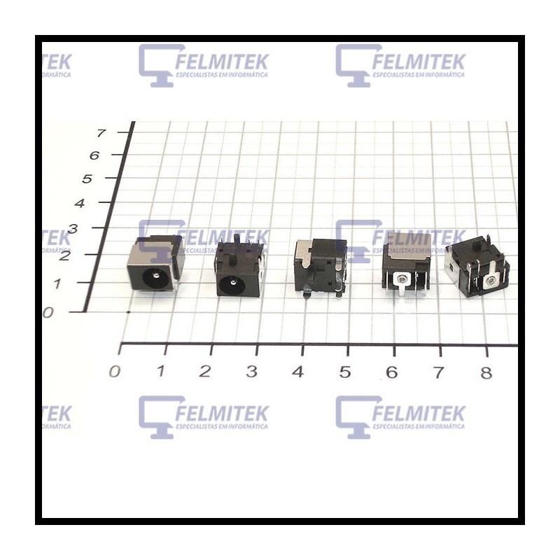 CONECTOR CARGA | DC POWER JACK HP/COMPAQ PRESARIO X1000, X1000 CTO, X1200, X1200 CTO, X1300, X1301US, X1400, X1500 SERIES - 1