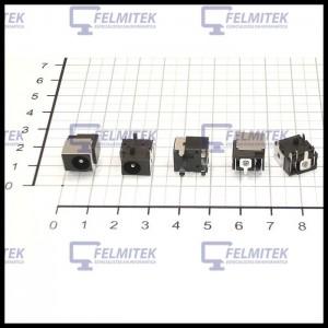 CONECTOR CARGA | DC POWER JACK ACER TRAVELMATE TM800, TM8000, TM8002LCI, TM8100, TM8103WLMI, TMC300, TMC301XCI SERIES - 1
