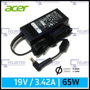CARREGADOR ACER 19V 3.42A (5.5x1.7MM) - 1