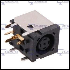 CONECTOR CARGA   DC POWER JACK DELL INSPIRON E1400, E1405, E1500, E1505, E1505N, E1700, E1705 SERIES - 2