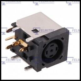 CONECTOR CARGA | DC POWER JACK DELL VOSTRO 1000, 1300, 1310, 1400, 1500, 1510, 1700, 1710, 2500, 2510 SERIES - 2