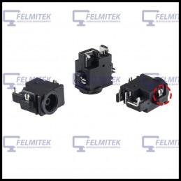 CONECTOR CARGA | DC POWER JACK SAMSUNG NP-Q10, NP-Q20, NP-Q25, NP-Q30, NP-Q35, NP-Q40, NP-Q45, NP-Q68, NP-Q70, NP-Q310 SERIES -