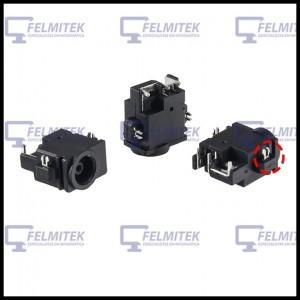 CONECTOR CARGA   DC POWER JACK SAMSUNG NP-R18, NP-R20, NP-R20+, NP-R20F, NP-R23, NP-R25, NP-R26, NP-R40, NP-R55, NP-R58 SERIES -