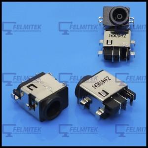 CONECTOR CARGA | DC POWER JACK SAMSUNG NP-370R4E, NP-370R4V, NP-370R5E, NP-370R5V, NP-470R4E, NP-470R5E SERIES - 1