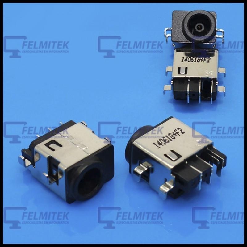 CONECTOR CARGA | DC POWER JACK SAMSUNG NP-RF510, NP-RF511, NP-RF512, NP-RF710, NP-RF711 SERIES - 1