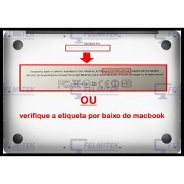 "CARREGADOR APPLE MACBOOK PRO RETINA 13"" A1425, A1435, A1502 SERIES - MAGSAFE 2 - 3"