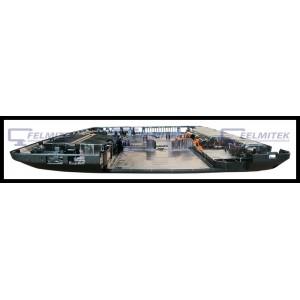 CARCAÇA BAIXO | BOTTOM CASE - PACKARD BELL EASYNOTE TE11BZ, TE11HC, TS11HR, TS11SB, TS13HR, TS13SB, TS44HR, TSX62HR SERIES - 2