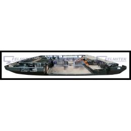 CARCAÇA BAIXO | BOTTOM CASE - ACER TRAVELMATE TMP253E, P253-E, TMP253M, P253-M, TMP253MG, P253-MG SERIES - 2