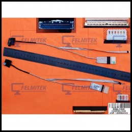 CABO FLAT CABLE ECRÃ LCD - HP PAVILION G6T-2000, G6T-2100, G6T-2200, G6T-2300 SERIES - 1