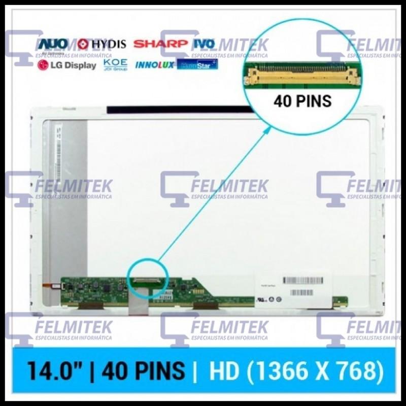 ECRÃ LCD - ACER ASPIRE E1-421, E1-431, E1-431G, E1-471, E1-471G SERIES - 1