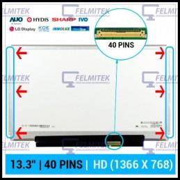 ECRÃ LCD - ASUS UL30, UL30A, UL30AT, UL30JT, UL30VT SERIES - 1