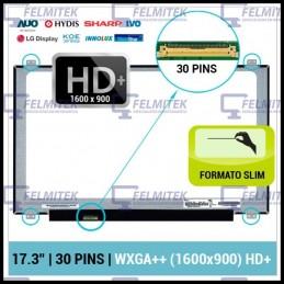 "ECRÃ LCD 17.3"" LED SLIM -..."