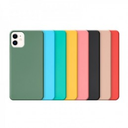 CAPA SILICONE SUAVE IPHONE 11 - 1