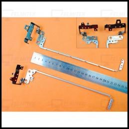 Dobradiças HP 15-AC, 15-AC000, 15-AC100, 15-AC500, 15-AC600, 15-AF, 15-AF000, 15-AF100, 15-AY, 15-AY000, 15-AY100, 15-AY500