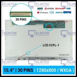 ECRÃ LCD - GATEWAY MX6000, MX6025, MX6070, MX6121, MX6447, MX6627, MX6650, MX6708 SERIES - 1