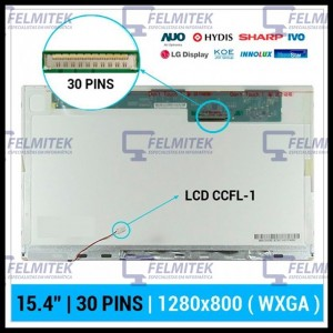 ECRÃ LCD - GATEWAY MX7000, MX7505, MX7515, MX7525, MX7527, MX7118, MX7315, MX7337 SERIES - 1
