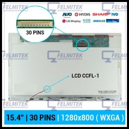 ECRÃ LCD - INSYS GAMEFORCE 8761SUN, M761SUN SERIES - 1