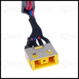 CONECTOR CARGA | DC POWER JACK LENOVO IDEAPAD G500S, G505S, G510S | ERAZER Z500, Z501 Z505