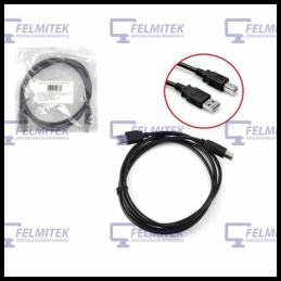 CABO IMPRESSORA USB 2.0 TIPO A-B 1.8M - 1