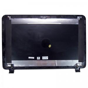 TAMPA CIMA (TOP CASE) LCD  - HP COMPAQ 245 G3, 250 G3, 255 G3, 256 G3, 15-G , 15-H, 15-R, 15-S SERIES - PRETO MATTE - 2