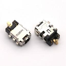 CONECTOR CARGA - ASUS F540, F540L, F540LA, F540LJ, F540NA, F540S, F540SA, F540SC, F540U, F540UA, F540UP, F540Y, F540YA SERIES -